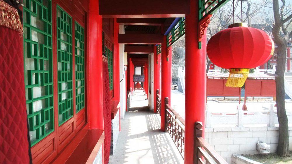 Daoist influence on Taijiquan