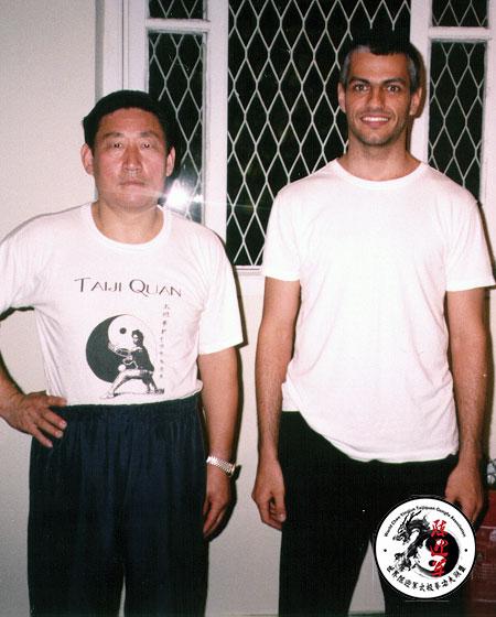 Chen Xiaowang and me