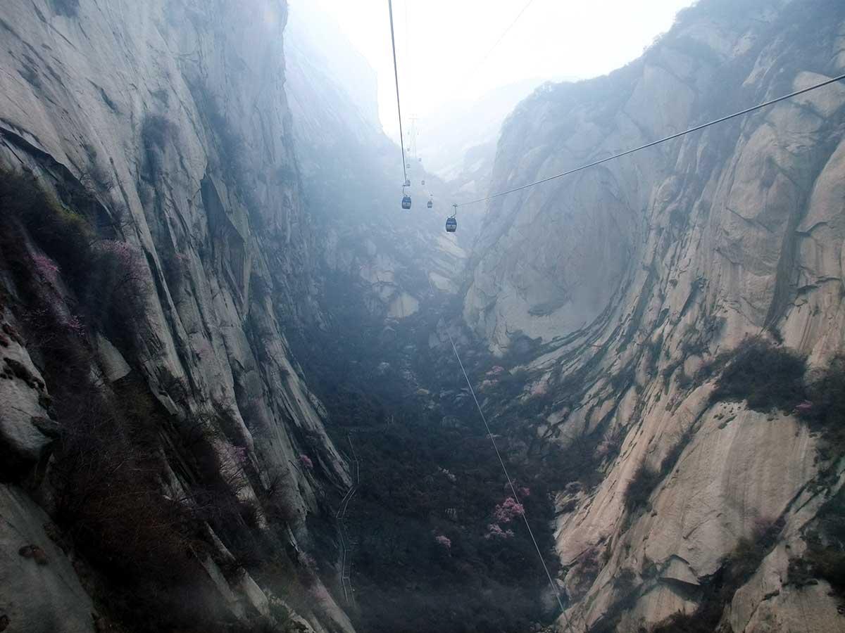Huashan Range