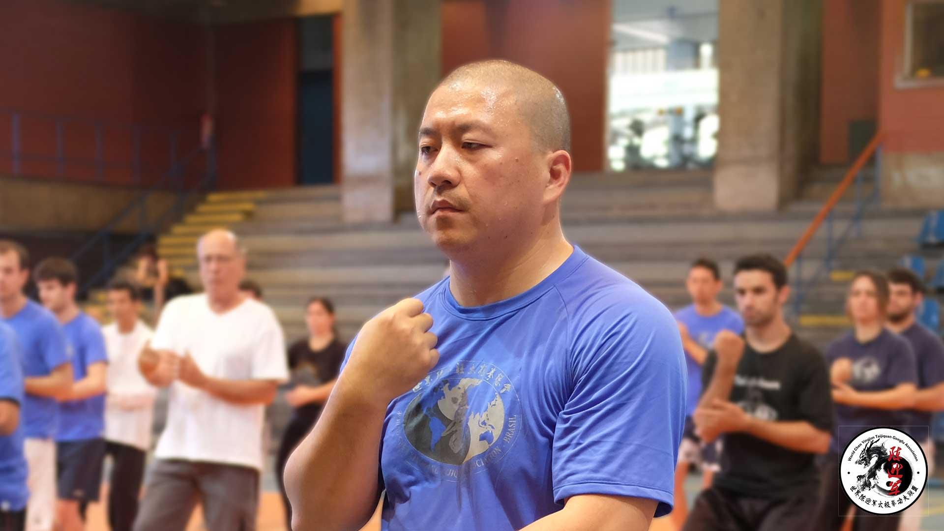 Tai Chi Chuan Master Chen Yingjun